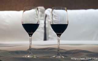 Вино перед сном для похудения