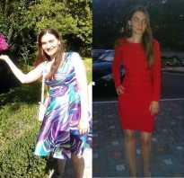 Как платье помогло мне похудеть