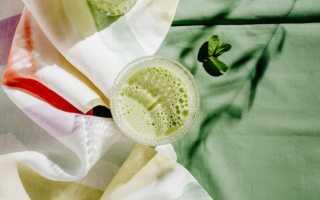Очищение организма соками для похудения