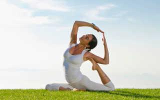 Виды йоги при похудении