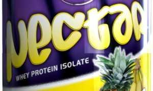 Изолят nectar при похудении