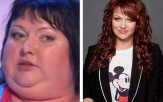 Интервью с картунковой про похудение