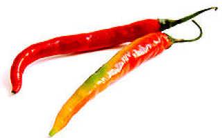 Индийский перец для похудения