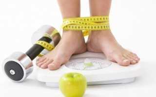 Как не набирать килограммы если похудела