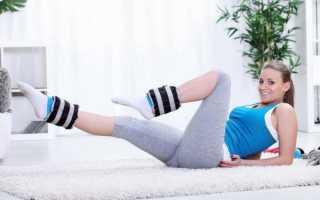 Занятия с утяжелителями для похудения