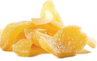Имбирь с сахаром польза для похудения