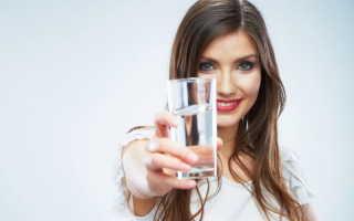 Вода сладкая для похудения