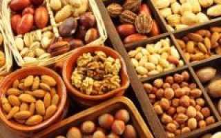 Орехи миндаль при похудении