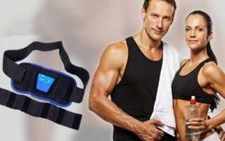 Инструкция по использованию пояса для похудения