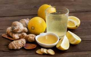 Вода с лимоном для похудения вечером