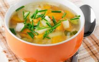 Овощной суп для похудения боннский суп