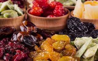 Вред изюма при похудении