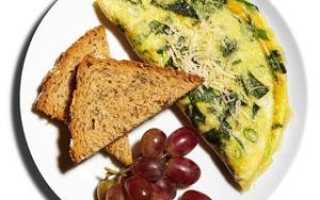 Виды завтрака для похудения