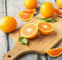 Вред апельсинов при похудении
