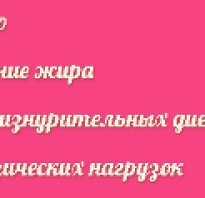 Восстановление овуляции после похудения