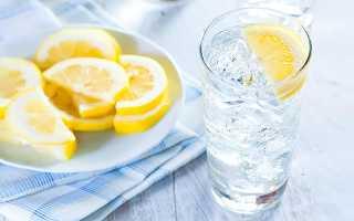 Как поможет похудеть вода с лимоном
