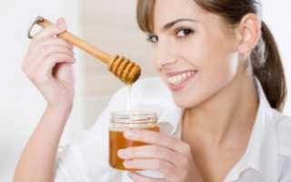 Вода с медом для похудения перед сном