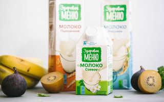 Польза соевого молока для похудения