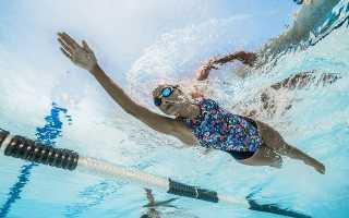 Плавание для похудения для детей