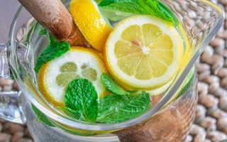 Вода для похудения сасси без имбиря