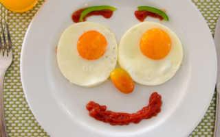 Полезна ли яичница для похудения