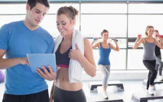 Обязателен спорт для похудения