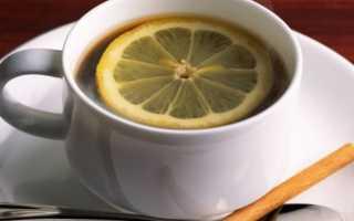 Вода с лимонным соком по утрам для похудения