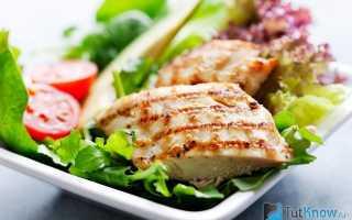 Как курица помогает при похудении