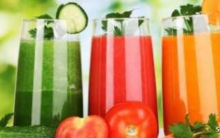 Виды напитков для похудения