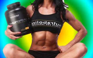 Как пить казеиновый протеин при похудении
